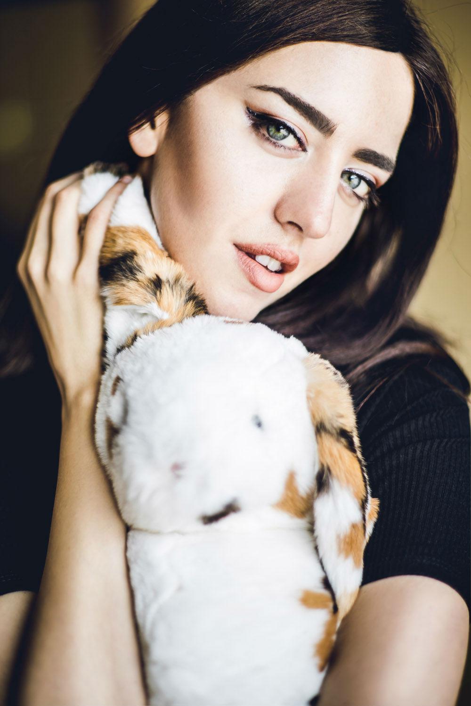 fur toy