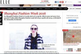 shanghai fashion week elle.it