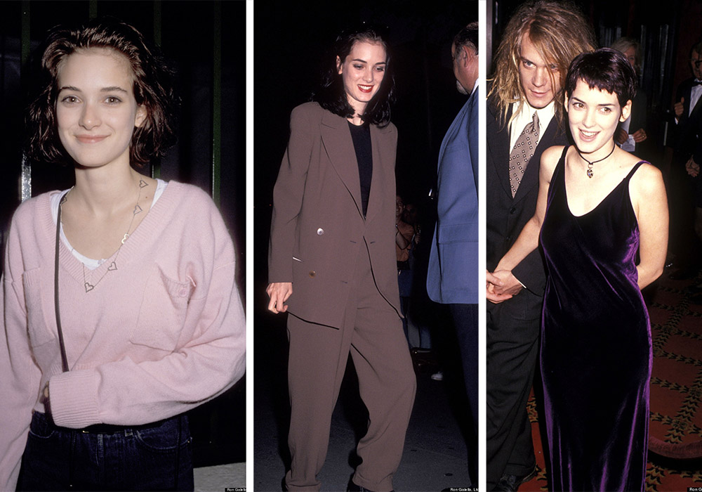 Winona Ryder (Photo by Ron Galella, Ltd./WireImage)