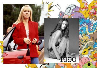 90s fashion moodboard