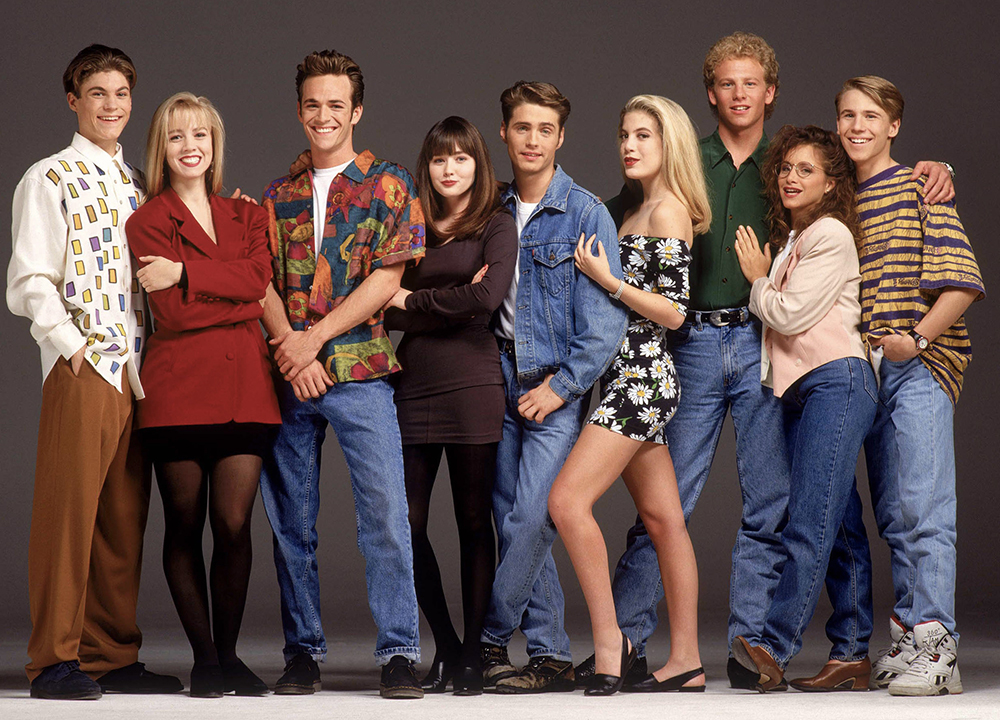 Beverly Hills 902010 90's style