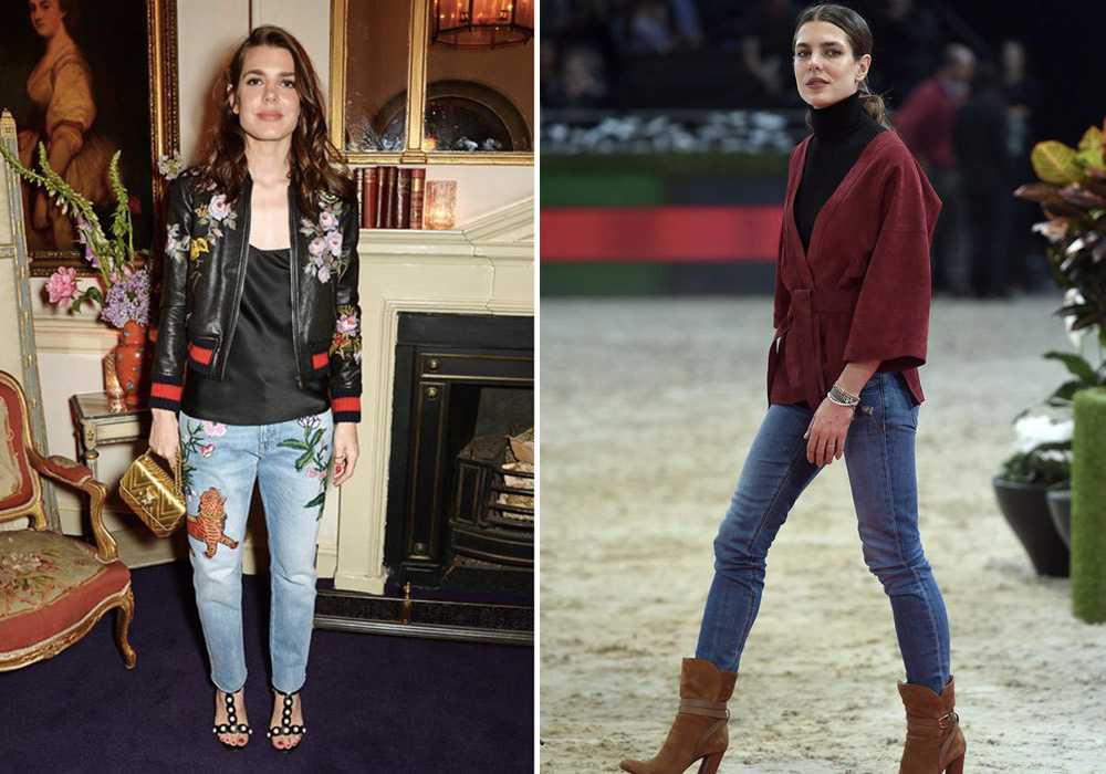 charlotte casiraghi look 2