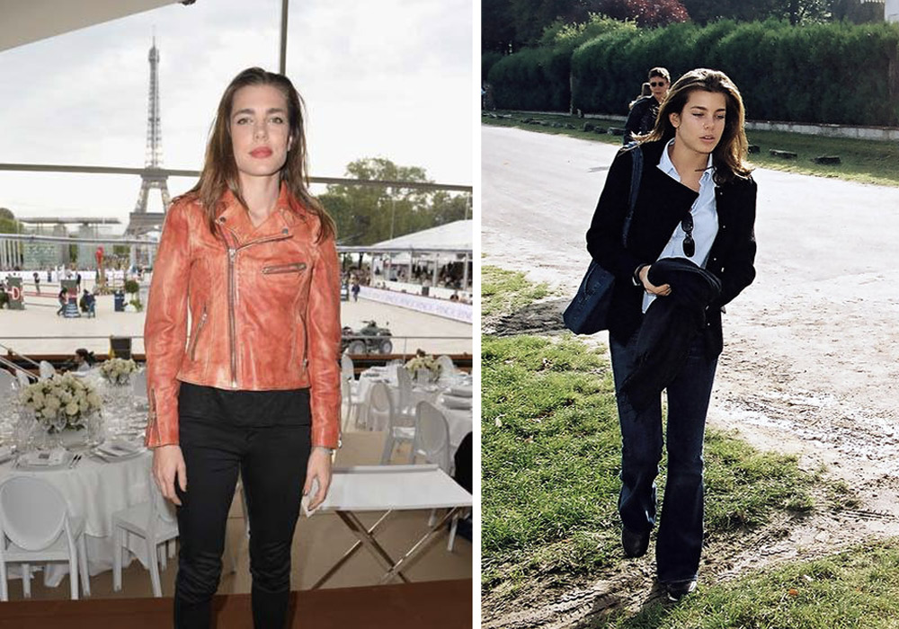 charlotte casiraghi look