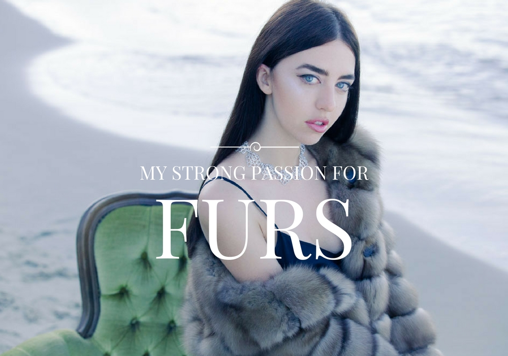 fur coat passion lady fur