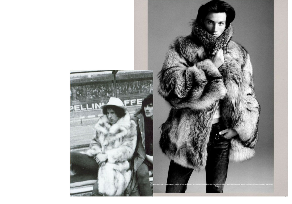 mens in fur