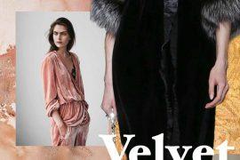 velvet fashion 2016