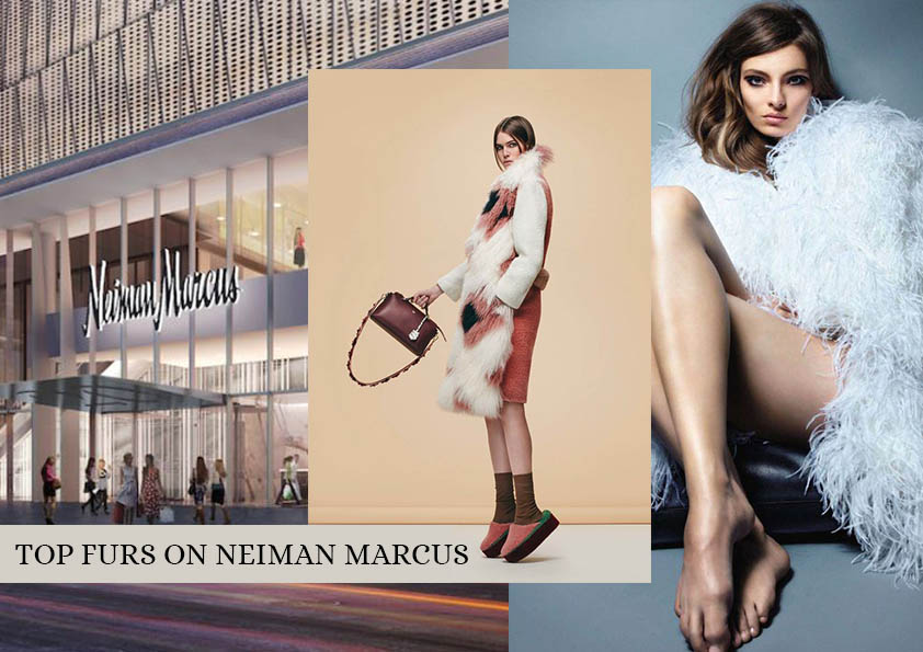 top furs on neiman marcus by lady fur