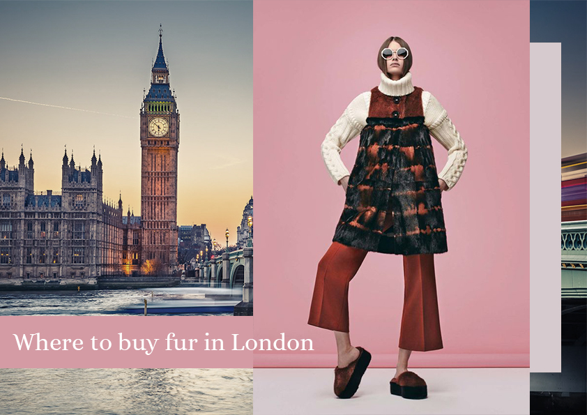where to buy furs in London ladyfur