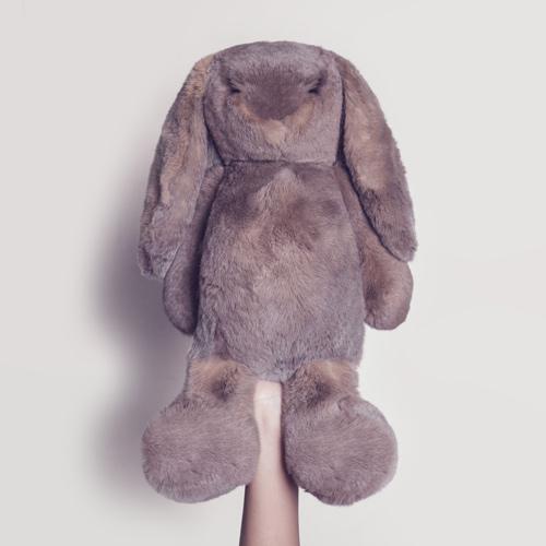 fur toys lady fur bunny
