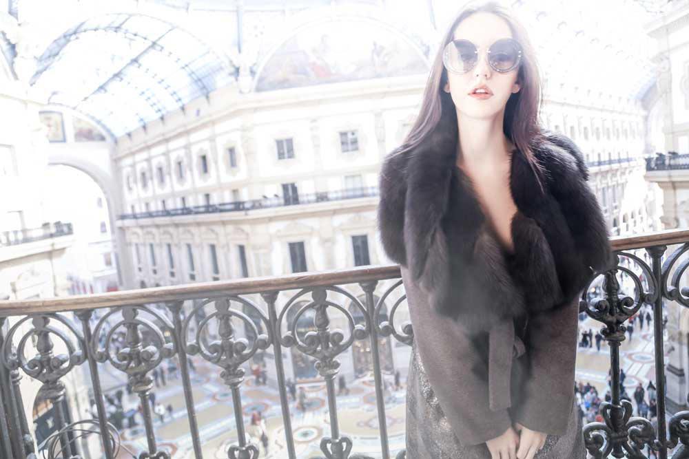 lady fur sable fur giorgio magnani