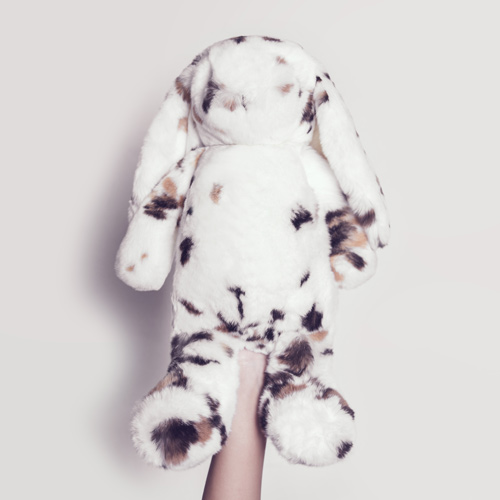 real fur soft toys