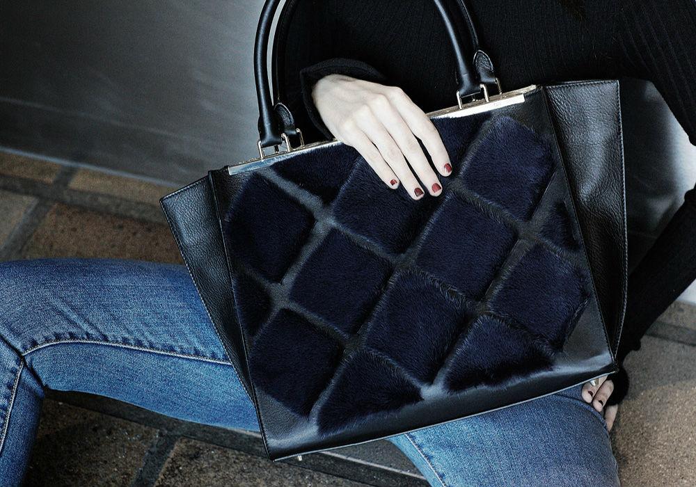 Oh by Kopenhagen Fur bag