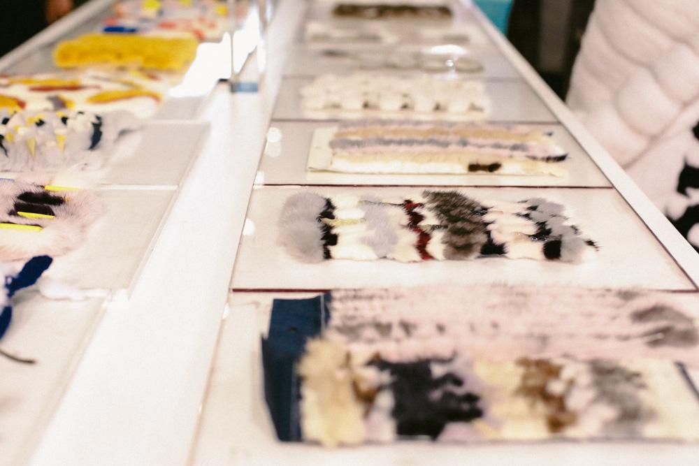 fur samples
