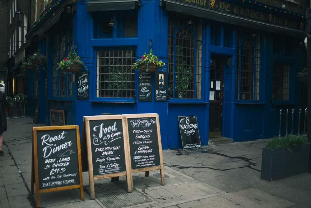furs in london