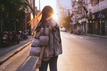 fur coat pink lady fur shanghai