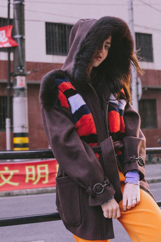 lady fur shanghai