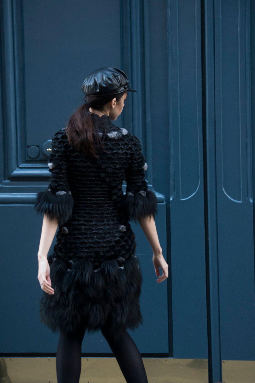 Kopenhagen Fur Dress