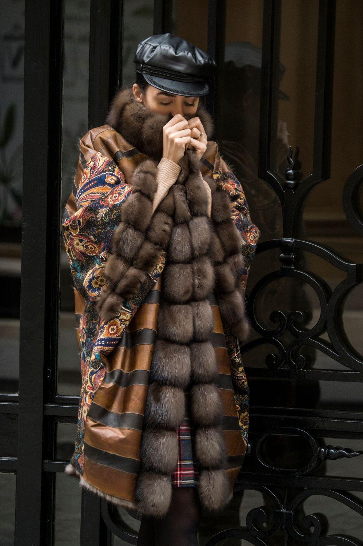 tosato fur sable lady fur