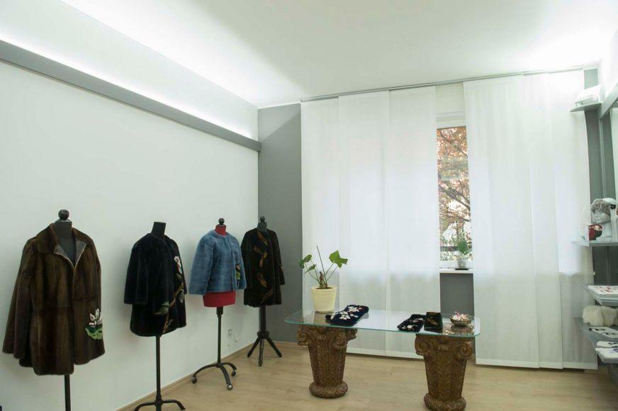 fur showroom