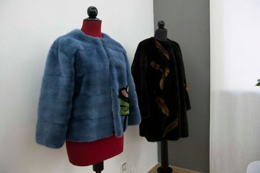 capsule fur collection