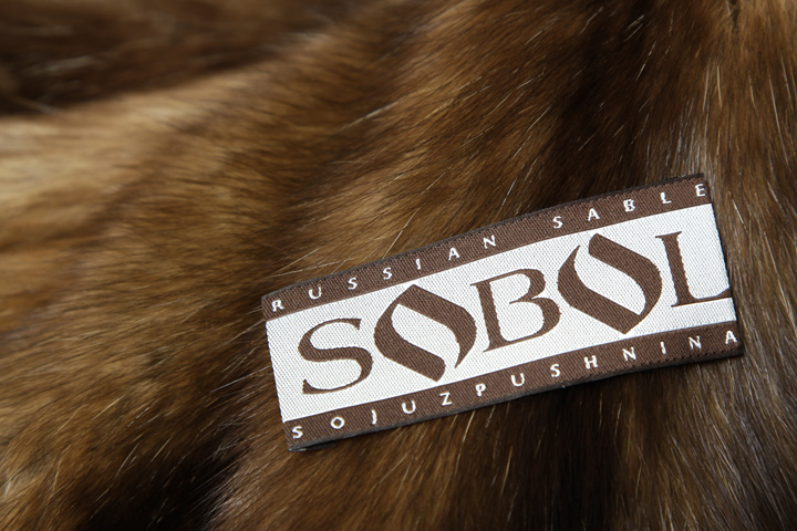 sable sobol fur skins grading