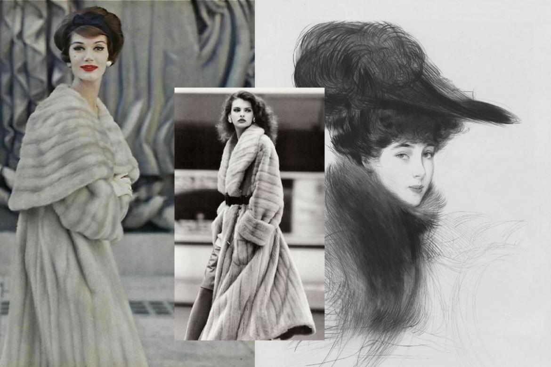 vintage fur guide