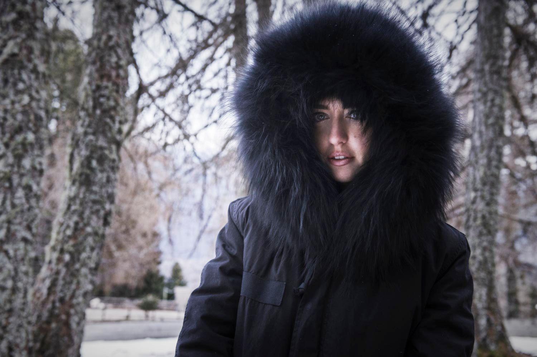 parkas with fur