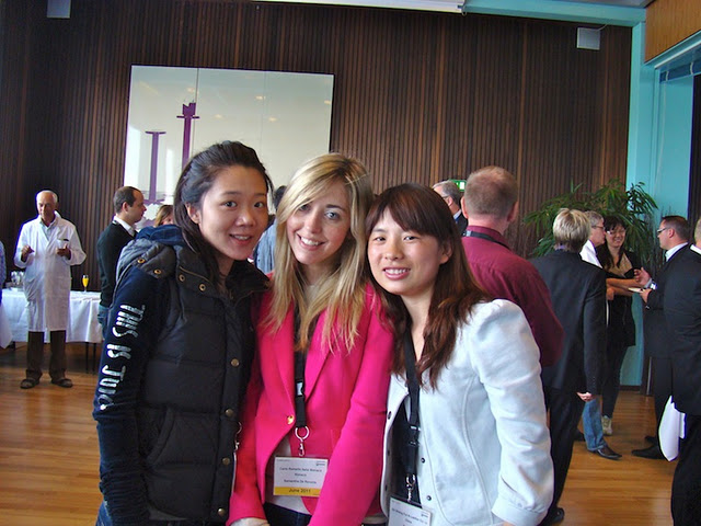 Miaohua , Lady Fur and Renè