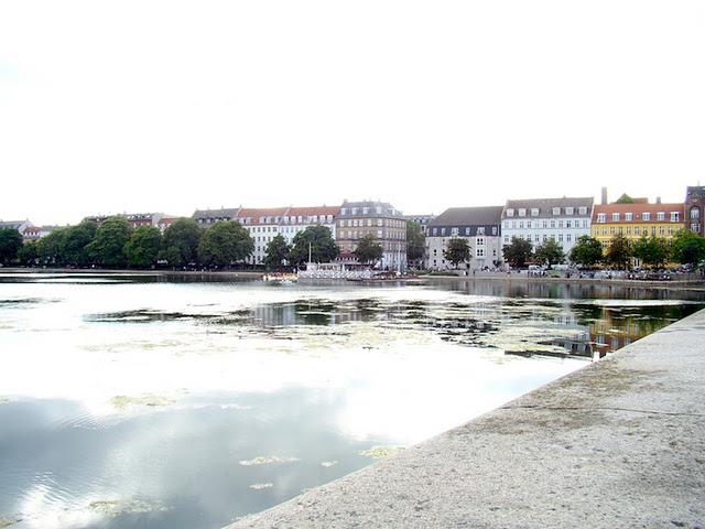 Copenhagen Denmark view