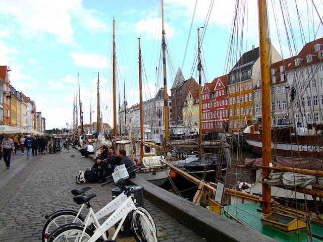 Copenhagen view outdoor