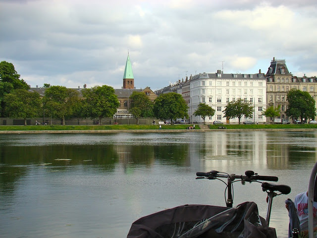 Copenhagen Denmark river view