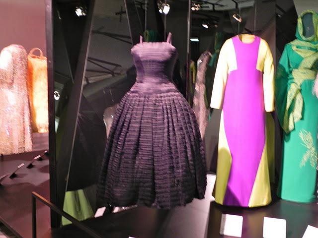 dress inside Palace of Venaria fashion show