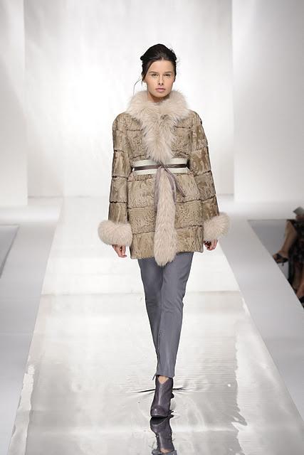 Carlo Ramello elegant fur coat