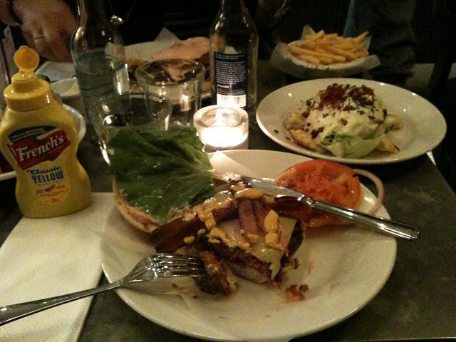 Bryon hamburgers
